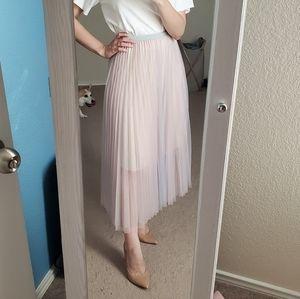 Chicwish midi skirt, size S/M.